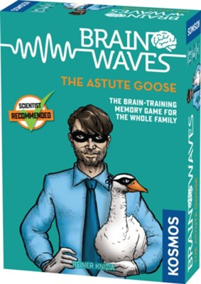 Brain Waves, The Astute Goose  -