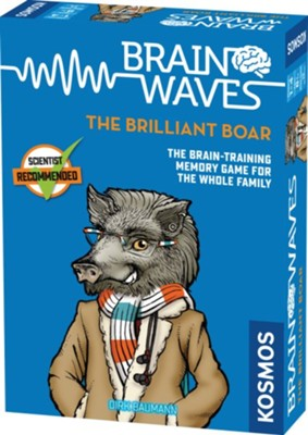 Brain Waves, The Brilliant Boar  -