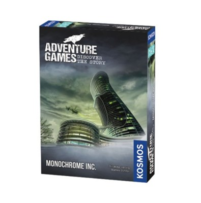 Adventure Games, Monochrome Inc.  -