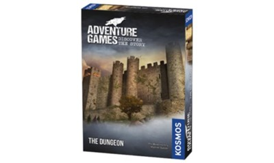 Adventure Games, The Dungeon  -