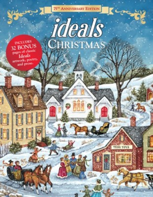 Christmas Ideals 2019, 75th Anniversary Edition  -     By: Melinda Rathjen