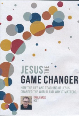 Jesus the Game Changer, DVD    -