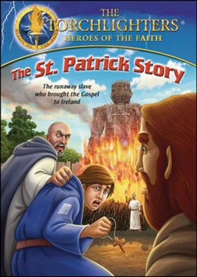 The Torchlighters Series: The St. Patrick Story, DVD  -