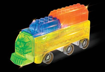3-in1 Trains Junior Laser Model  -