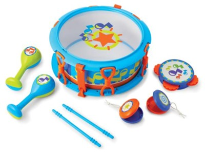 My First Drum Set  -