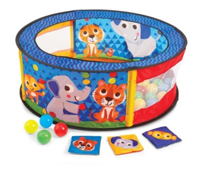 Animal Friends Ball Pit  -