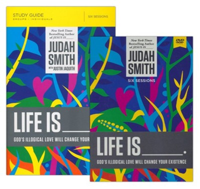 Life Is, Study Guide/DVD Pack  -     By: Judah Smith