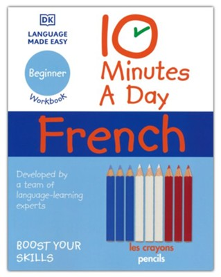 10 Minutes a Day French Beginners  -