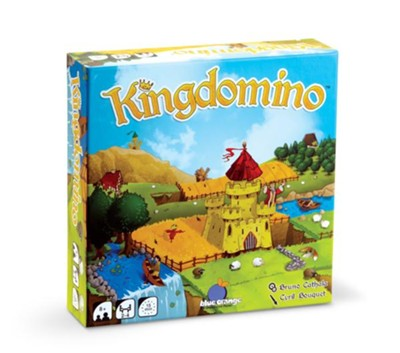 Kingdomino Game  -