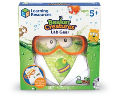Beaker Creatures Series 2 Lab Gear  -