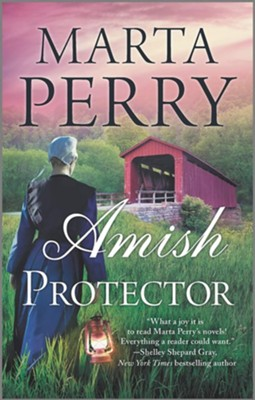 Amish Protector (Original)  -     By: Marta Perry