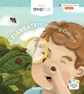 Celebrate! Counting Critters  -     By: Sophia Day, Megan Johnson     Illustrated By: Stephanie Strouse