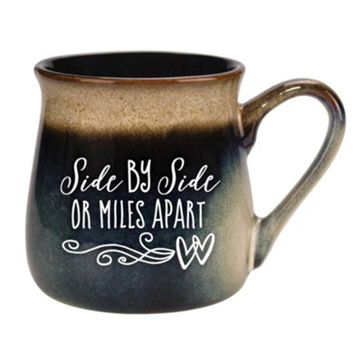 Sisters Will Always Be Connected By Their Heart Mug  -