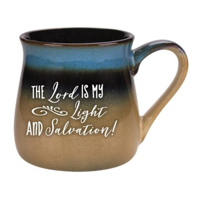 The Lord Is My Light and Salvation Mug  -