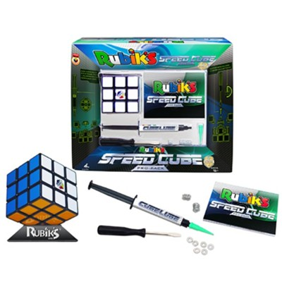 Rubiks Speed Cube Pro Pack  -