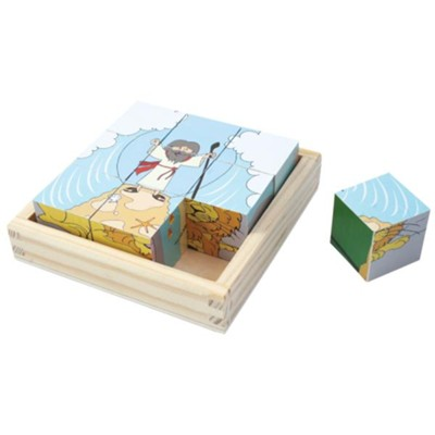 Bible History BLock Puzzle   -