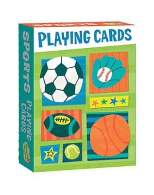 Sports Playing Cards  -
