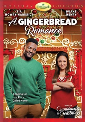 A Gingerbread Romance, DVD   -