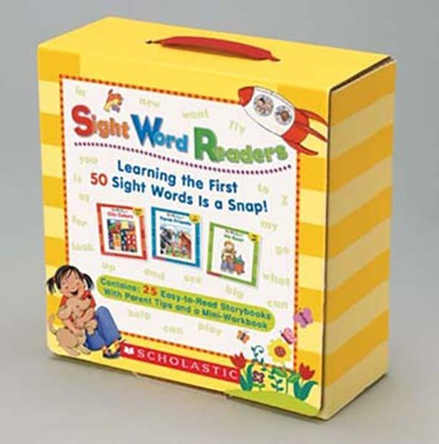 Sight Word Readers Parent Pack   -     By: Linda Ward Beech