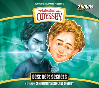 Adventures in Odyssey #69: Best Kept Secrets  -     By: Focus on the Family