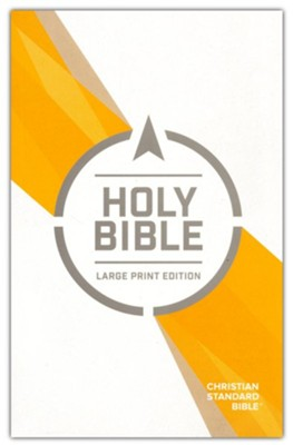 CSB Outreach Bible, Large Print Edition  -