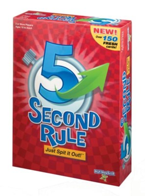 5 Second Rule Game  -