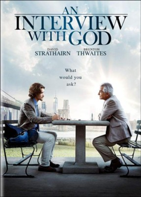 An Interview with God, DVD   -