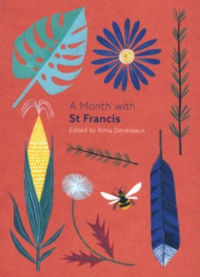 A Month with Saint Francis  -     By: Rima Devereaux