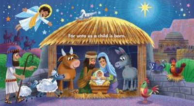 Our Daily Bread For Kids: The First Christmas Jigsaw Puzzle  -     By: Luke Flowers, Addy Edwards