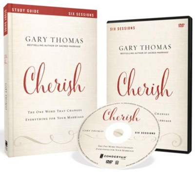 Cherish Study Guide with DVD  -     By: Gary L. Thomas
