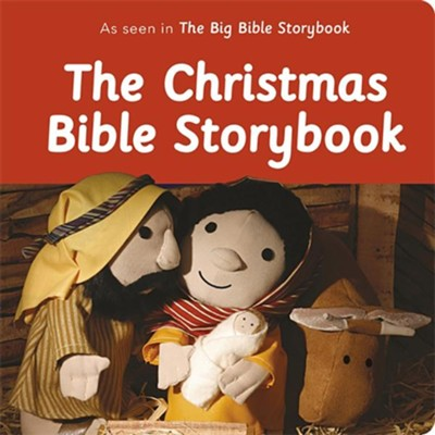 The Christmas Bible Storybook  -     By: Maggie Barfield     Illustrated By: Mark Carpenter