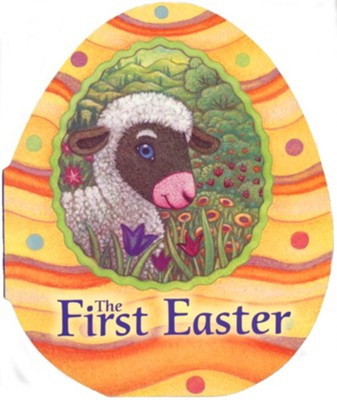 The First Easter, Board Book   -     By: Jesslyn DeBoer     Illustrated By: David Austin Clar