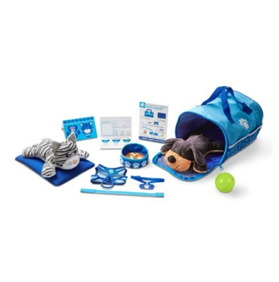 Tote and Tour Pet Travel Play Set  -