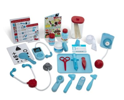 Get Well Doctor S Kit Playset
