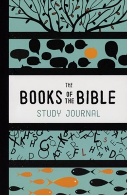 The Books of the Bible Study Journal  -