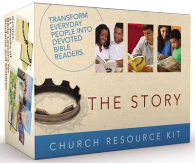 The Story Church Resource Kit, Revised Edition   -