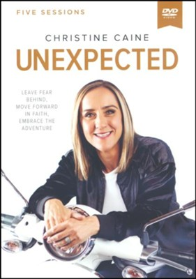 Unexpected DVD Study  -     By: Christine Caine