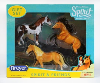 Spirit and Friends, Set of 3  -