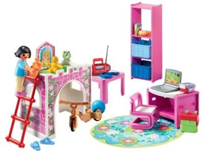 . Playmobil Modern House Children s Room Accessories