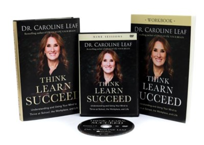 Think, Learn, Succeed Curriculum Kit  -     By: Dr. Caroline Leaf