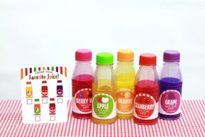 Tip And Sip Toy Juice Bottles