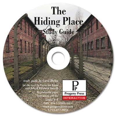 Hiding Place Study Guide on CDROM  -