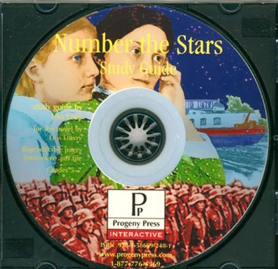 Number the Stars Study Guide on CDROM  -