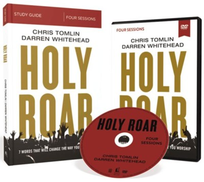 Holy Roar: Seven Words That Will Change the Way You Worship-DVD with Study Guide  -     By: Chris Tomlin