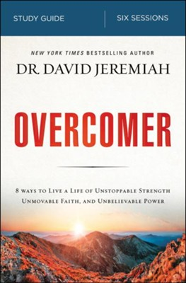 Overcomer DVD Study Guide   -     By: Dr. David Jeremiah