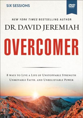 Overcomer Video Study: Finding New Strength in Claiming God's Promises  -     By: David Jeremiah