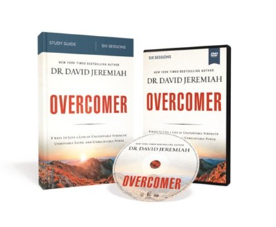 Overcomer Study Pack, DVD/Study Guide    -     By: David Jeremiah