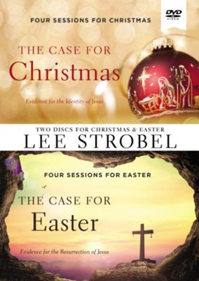 the case for christmasthe case for easter video study by lee strobel - The Case For Christmas