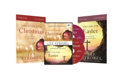 the case for christmasthe case for easter study guides with dvd by - The Case For Christmas