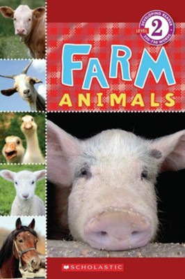 Farm Animals  -     By: Wade Cooper